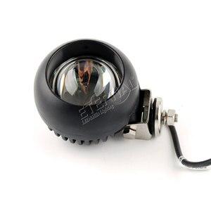 Image 2 - 2個25ワットオートバイのフォグランプled作業灯ハイビーム車のヘッドライトスポットライトトラック自動トレーラーピックアップ4x4 atv utv