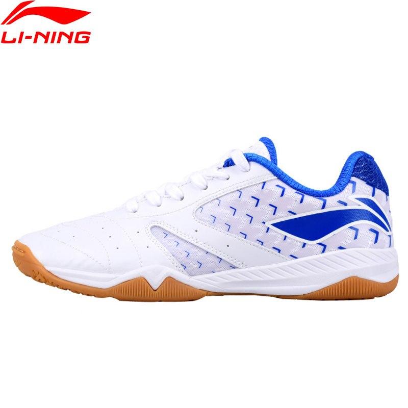 Li-Ning/Мужская обувь для настольного тенниса AURORA, спортивная обувь с подкладкой, спортивная обувь, спортивная обувь, APPM001 YXT026