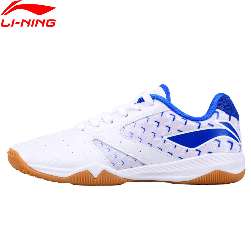 Li-Ning Men AURORA Table Tennis Shoes National Team Sponsor Professional Wearable LiNing Sport Shoes Sneakers APPM001 YXT026
