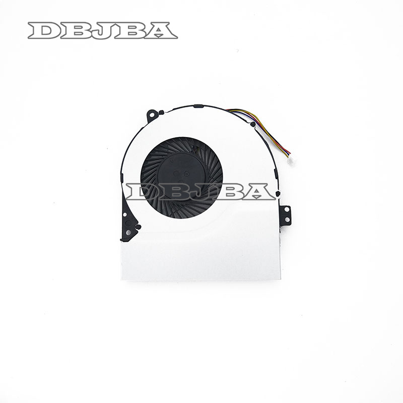 New cpu Cooling Fan For Asus X550 X550V X550C X550VC X450 X450CA X450V X450C R510C A450C K552V A550V MF75070V1 C090 S9A in Laptop Cooling Pads from Computer Office