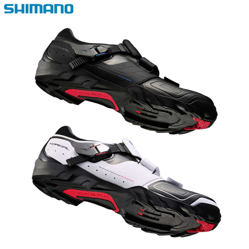 929a4f7ffe2 Shimano M089 mtb cycling shoes mountain bike shose spd bicycle shoes men  winter leather sport enduro