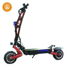 LOVELION Adult Electric big power Cross-country Scooter with 3200W / 60V electrical motor off road wheel Scooters