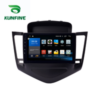 Octa Core 1024*600 Android 8.1 Car DVD GPS Navigation Player Deckless Car Stereo for Chevrolet Cruze 2009 2013 Radio Headunit