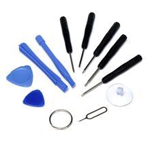 Universal 11 in 1 set Hand Tools Metal Spudger Pry Opening Screwdrivers Tools Ki