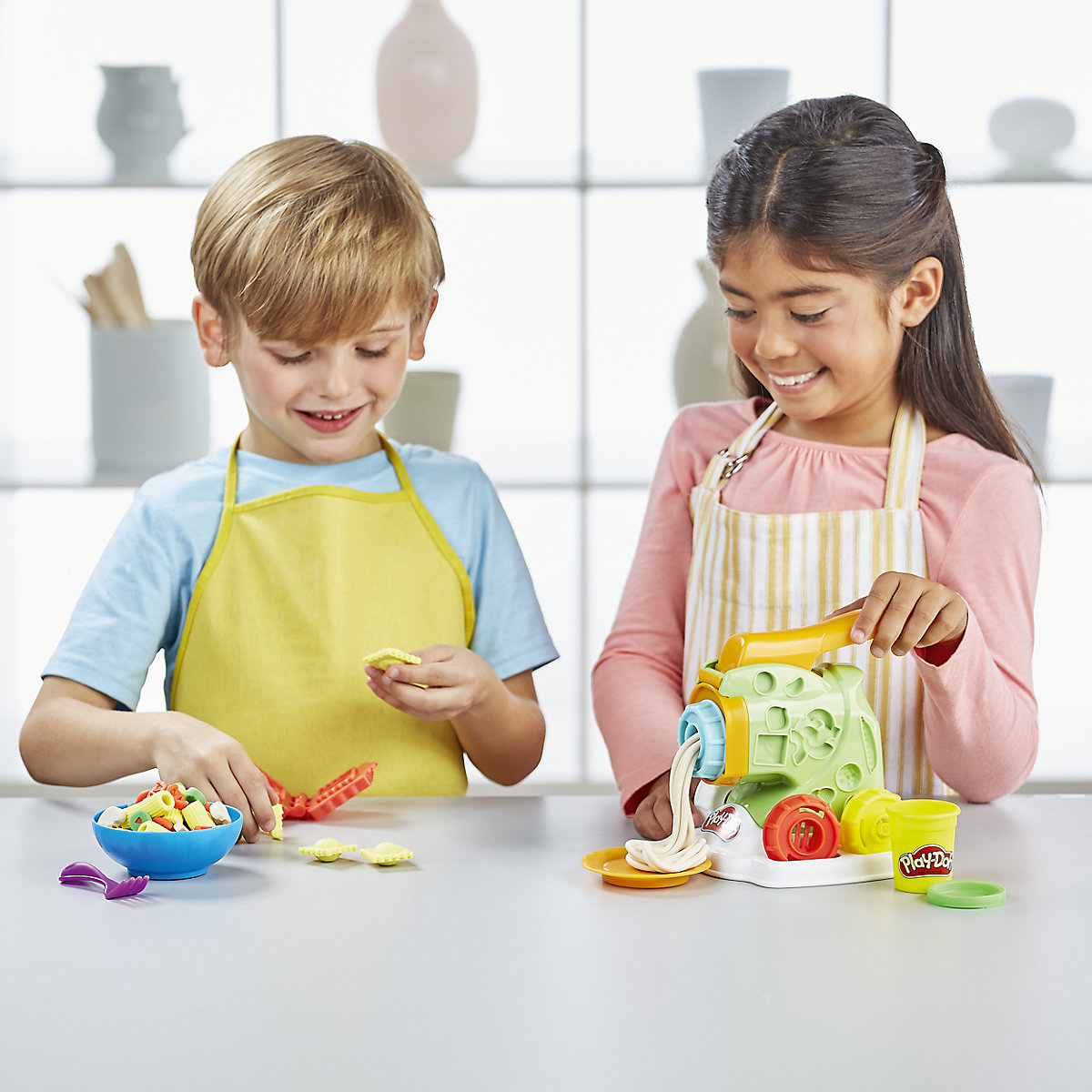 Pâte à modeler play-doh/Slime 5099880 pâte à modeler de bureau à la main gomme sculpter enfants fille garçon filles garçons pour enfants play-doh MTpromo - 4