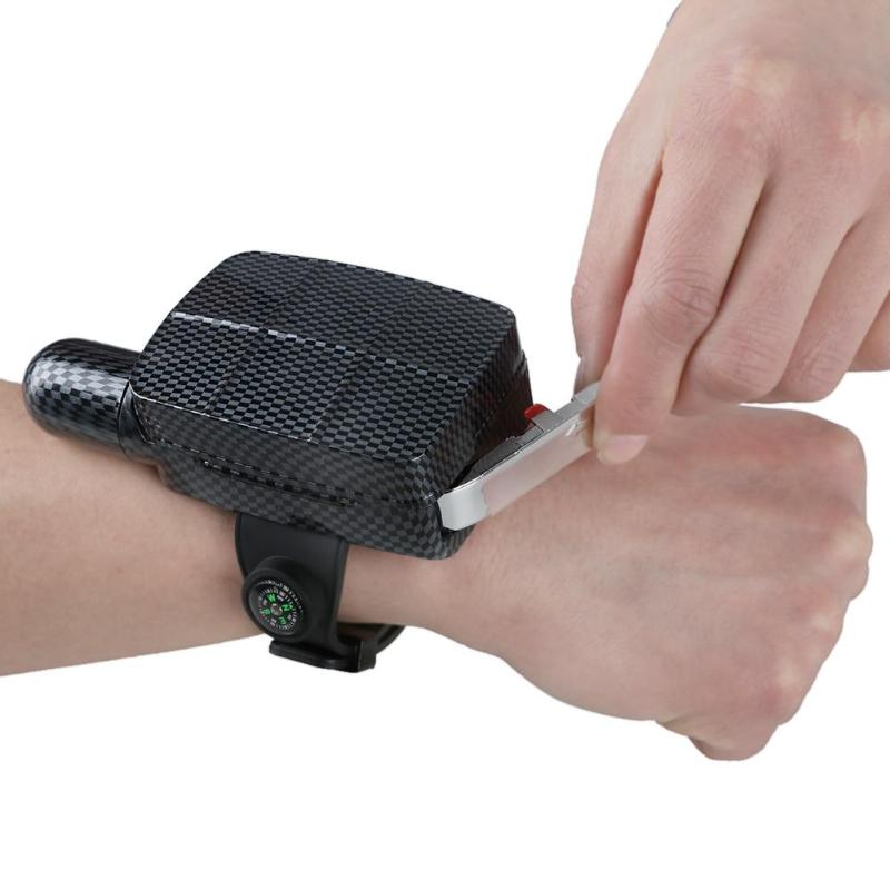 Hot Portable Anti Drowning Lifesaving Bracelet Floating Swimming Safety Self Rescue Wristband