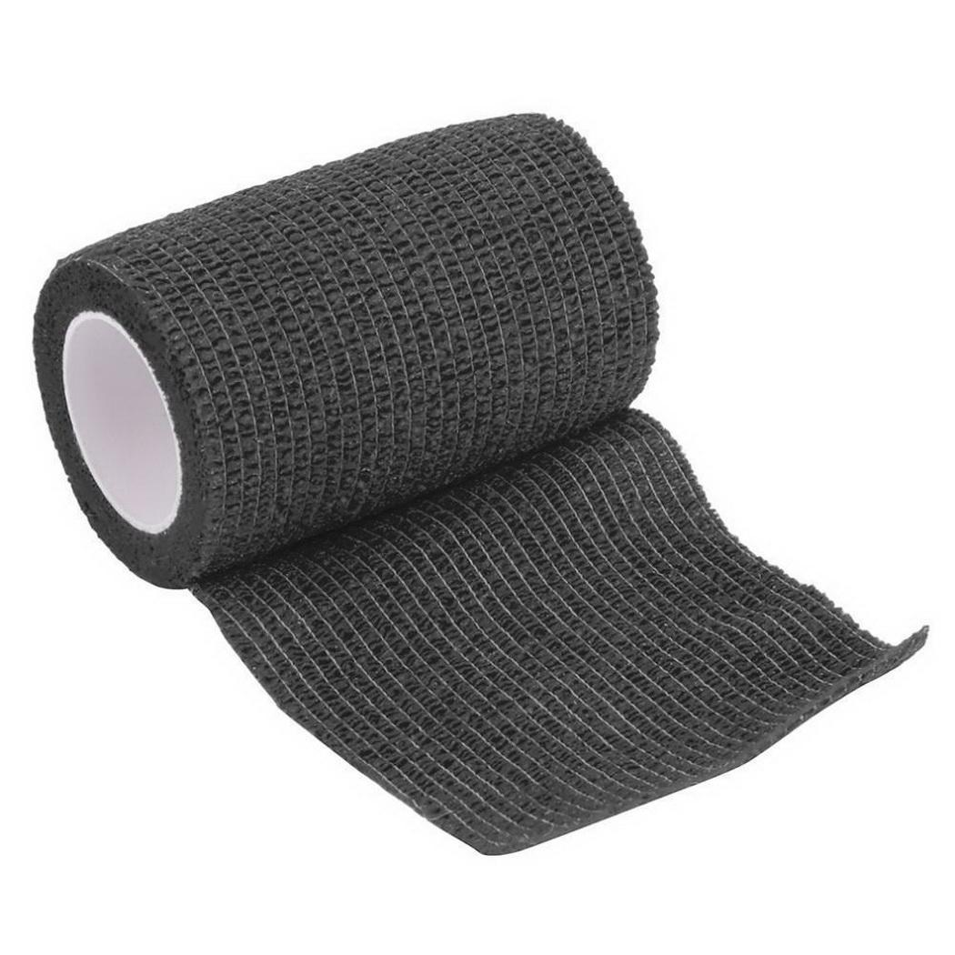 Honey New Security Protection Waterproof Self-adhesive Cshesive Bandages Elastic Wrap First Aid Sports Body Gauze Vet Medical Tape Emergency Kits
