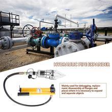 цена на Hydraulic Flange Expander Hydraulic Flange Pipe Expander Spread Hydraulic Pipe Expander Splitter Pliers Separator YQ-55 Hot sale