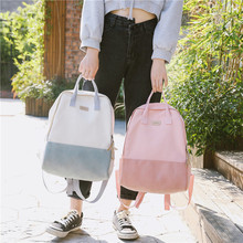 Backpack Women Shoulder Bag Female Students Outdoor Travel Bags Young Girls