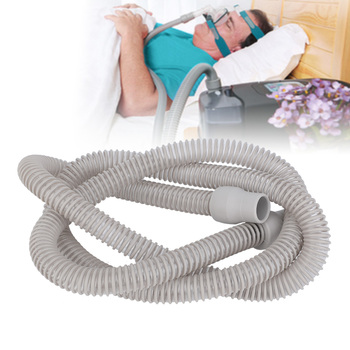 Uniwersalne plastikowe akcesoria do maszyn oddechowych rury CPAP do respiratora oddechowego healy Care tanie i dobre opinie TMISHION Breathing Machine Tube