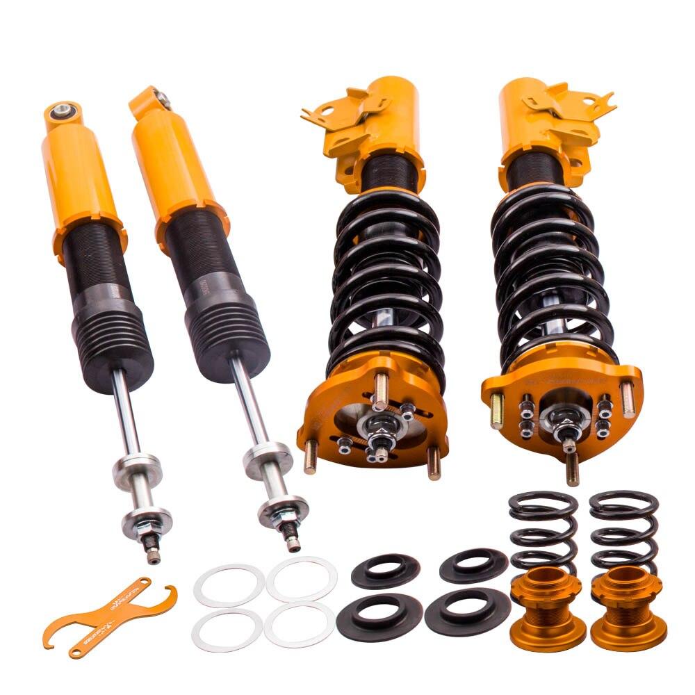 Adjustable Coilovers For Honda Civic EP1 EP2 FK AK Street Coilover Suspension Kit   All Models|Shock Absorber& Struts| |  - title=