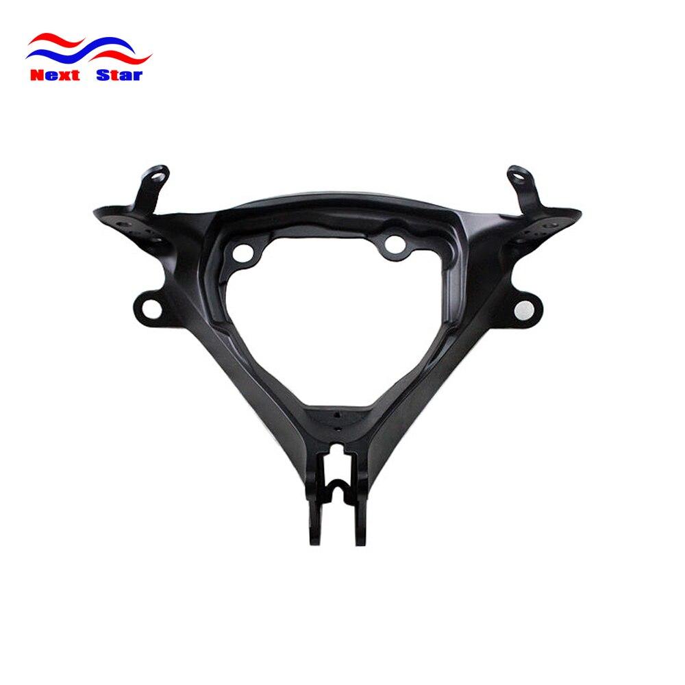 Motorcycle Black Metal Front Head Light Frame Headlight Bracket For SUZUKI GSXR600 GSXR750 GSXR 600 750 2011 2012 2013 2014 2015