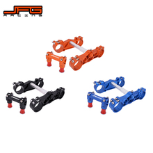 Motorcycle Triple Tree Clamps Steering Stem And Bar Mount For KTM SX SXF XCF XCW XCFW EXC EXCF 125 150 250 350 450 525 530 13 19