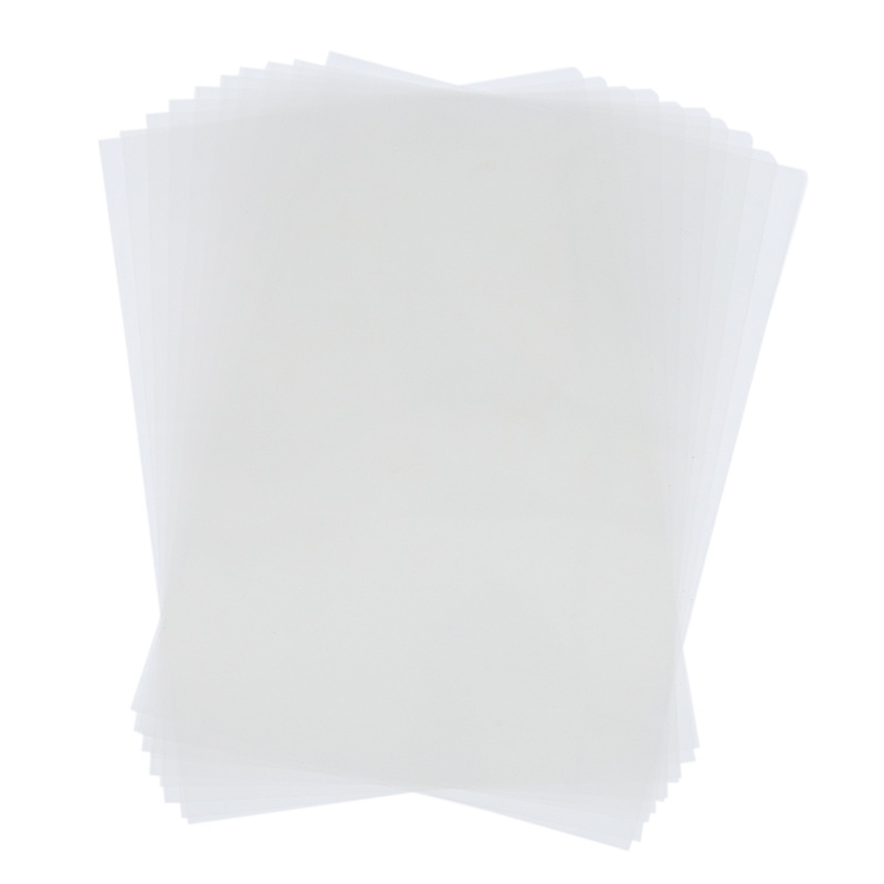 10PCS A4 Inkjet & Laser Printing Transparency Film Photographic For DIY PCB
