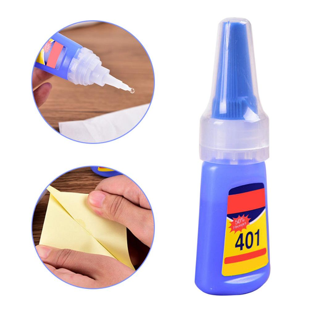 Multi-purpose 401 Super Strong Liquid Glue Wood Products Plastic Toys Mobile Phone Shell Glue School Office Supplies 20gMulti-purpose 401 Super Strong Liquid Glue Wood Products Plastic Toys Mobile Phone Shell Glue School Office Supplies 20g