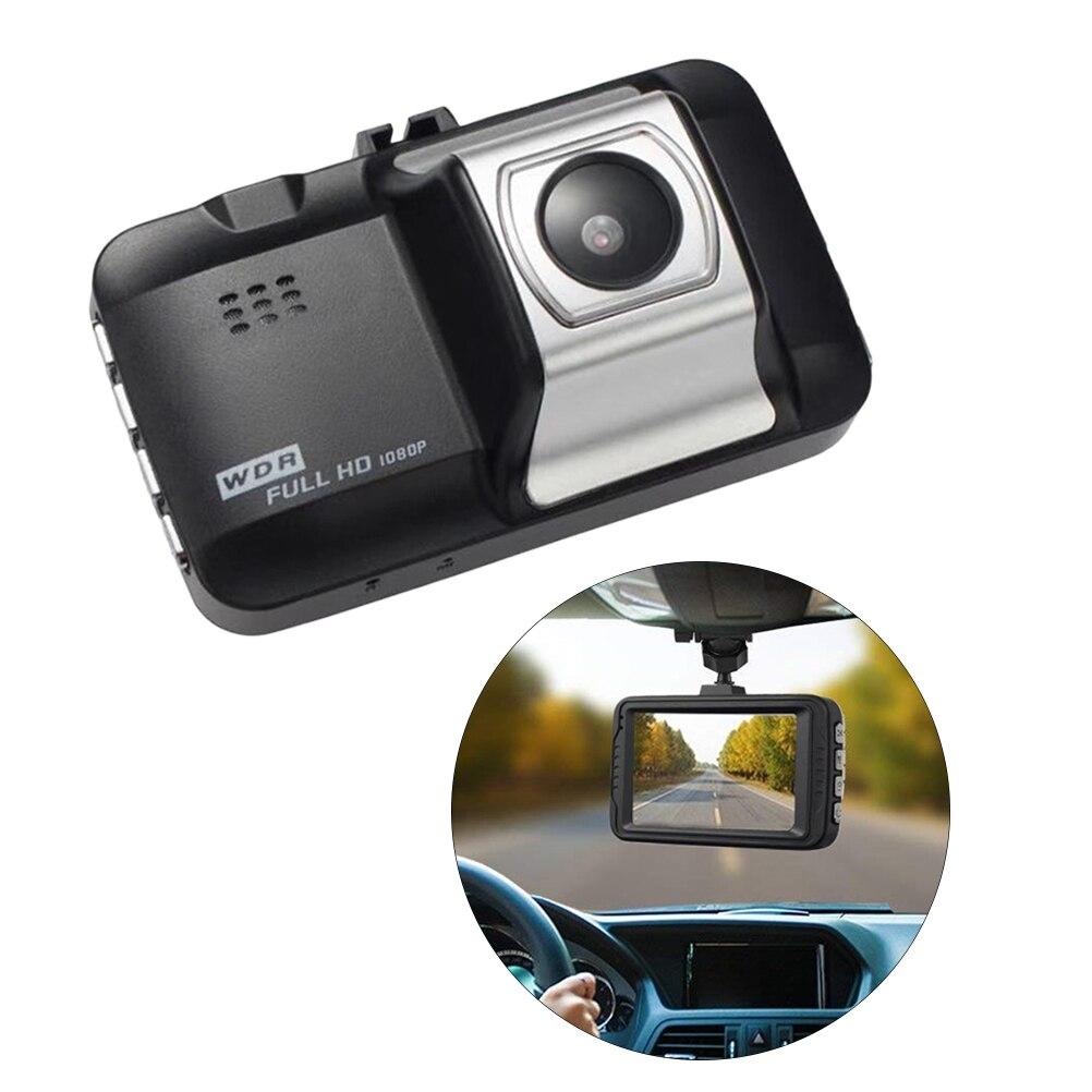 1 Pc Dash Cam Hd 1080 P Loop-aufnahme 90 Grad 3,0 Zoll Auto Recorder Fahrzeug Nacht Version Dvr Kamera Eine Dual Objektiv Camcorder Exquisite Traditionelle Stickkunst