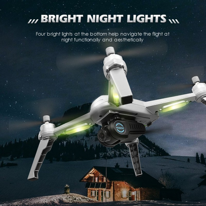 New JJR C JJPRO JJRC X5 GPS Brushless Motor Rc Drone With 5G Wifi FPV Automatic Adjustment HD Camera Quadcopter Vs Mjx B5W CG033 in RC Helicopters from Toys Hobbies