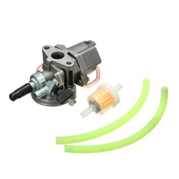 1 Juego para Mini carburador de Moto filtro de combustible de tubo de gasolina 47cc 49cc Quad ATV Bike 5mm I/D y 8mm O/D