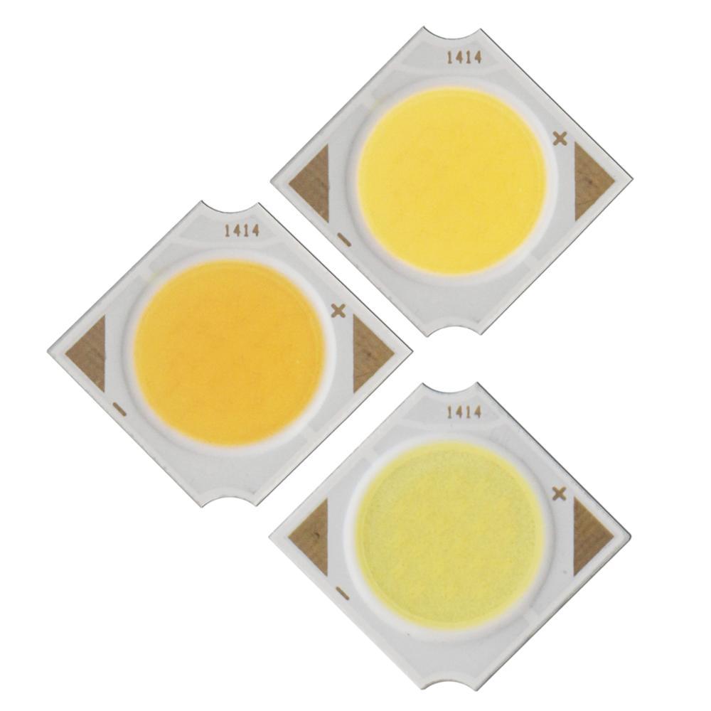 Купить с кэшбэком 7W Hot sale allcob manufacturer 14mm 11mm Square LED COB Light Source Epistar chip 21-24V COB LED for spotlight bulb lamp