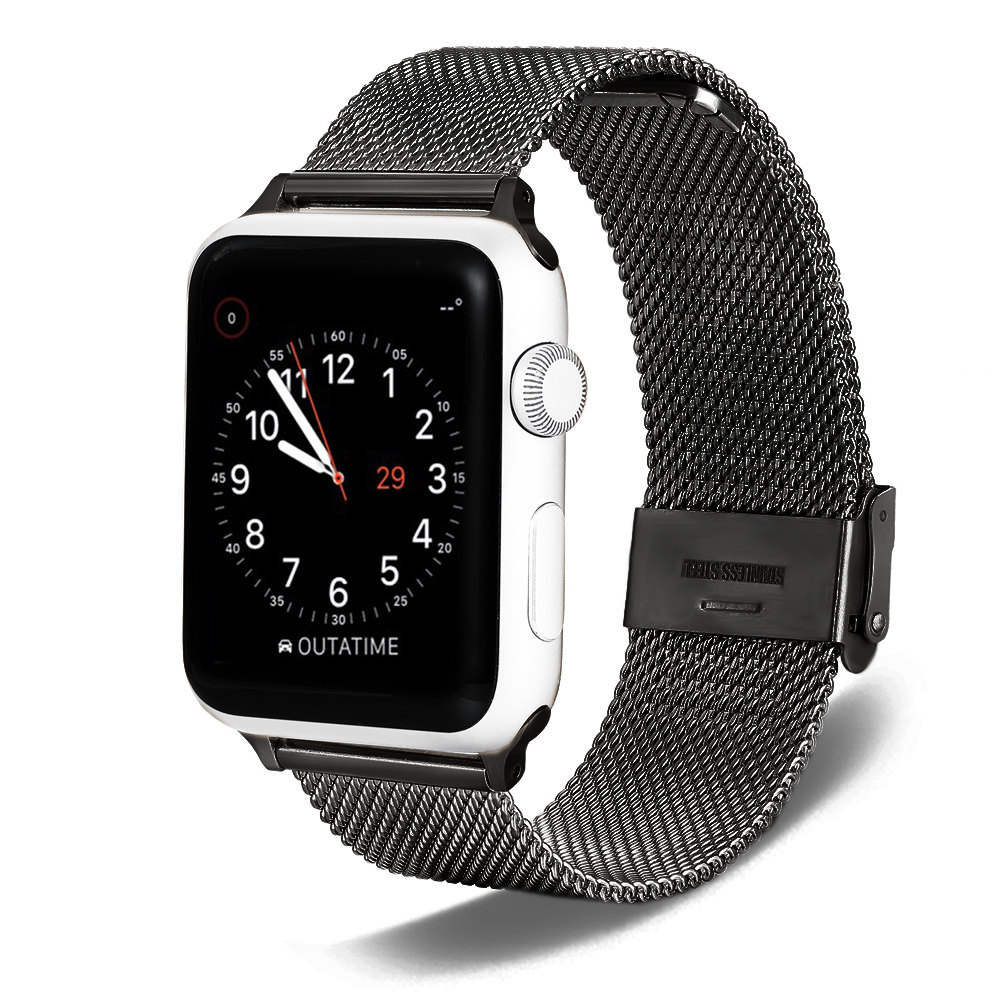 For Apple band strap series 38mm 40mm 42mm 44mm iWatch metal Strap Stainless Steel band Women Men Replacement Bracelet BandFor Apple band strap series 38mm 40mm 42mm 44mm iWatch metal Strap Stainless Steel band Women Men Replacement Bracelet Band