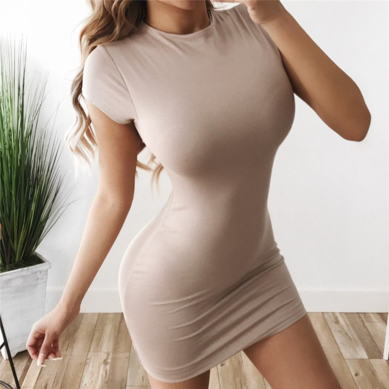 See all these girls in tight short dresses before the summer is over