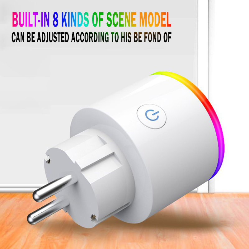 smart plug wifi smart socket eu uk us plug outlet app. Black Bedroom Furniture Sets. Home Design Ideas