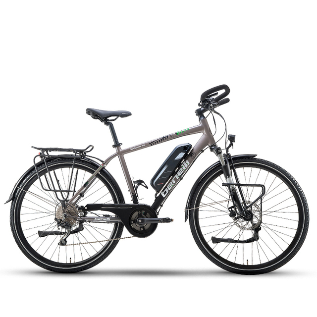 Daibot Electric Bicycle Bike two Wheel Electric Scooters 28 inch 36V 350W Removable battery Portable Electric Scooer Bike Adults