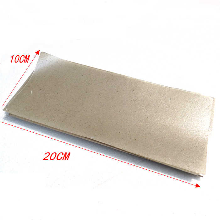 high temperature resistant mica paper insulating mica sheet for Hot Air Gun Soldering Stations 10pcs