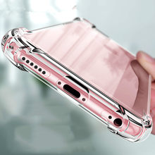 da029647624 360 grados Airbag Dropproof suave para Iphone Xs Max Xr 7 8 Plus 6 s 6X10