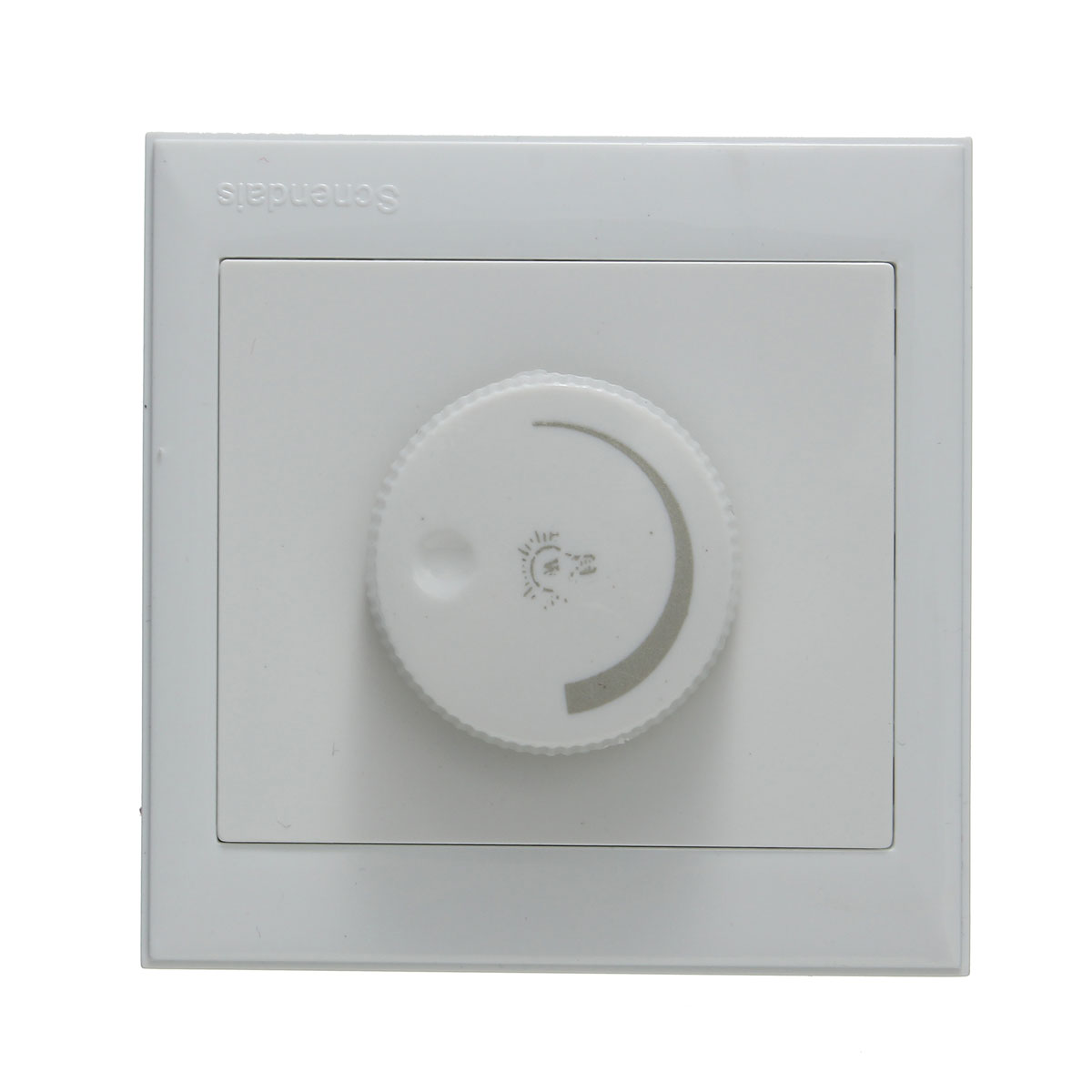 AC 220V White LED Dimmer Switch Adjustable Controller LED Driver Dimmer For Dimmable Panel Light Downlight Spotlight LED BulbAC 220V White LED Dimmer Switch Adjustable Controller LED Driver Dimmer For Dimmable Panel Light Downlight Spotlight LED Bulb