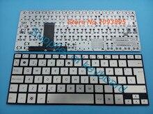 Neue Latin Spanisch Tastatur für Asus Zenbook Ultrabook UX31 UX31E UX31A UX31LA Laptop Spanisch tastatur Silber