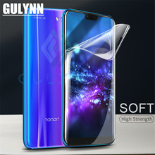 3D Full Cover Soft Screen Hydrogel Film For Huawei P20 Mate 9 10 Pro Lite Honor 6X 7X Not Glass