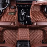 Car Floor Mat for KIA optima K7 soul sportage sportageR sorento sorentoL 3D cars accessories car styling floor mat