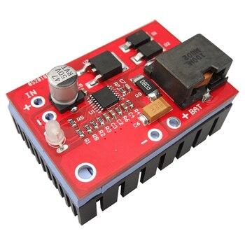 3 piezas, 5 piezas 12 V de carga de gestión de 18 V 3 de la batería de litio de la serie módulo de carga MPPT Controlador Solar CN3722 experimento de Ciencia