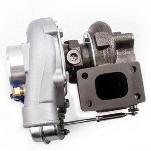 Image 5 - GT2871 GT25 GT28 T25 GT2860 SR20 CA18DET Turbo turbosprężarka wody AR .64 strojenia