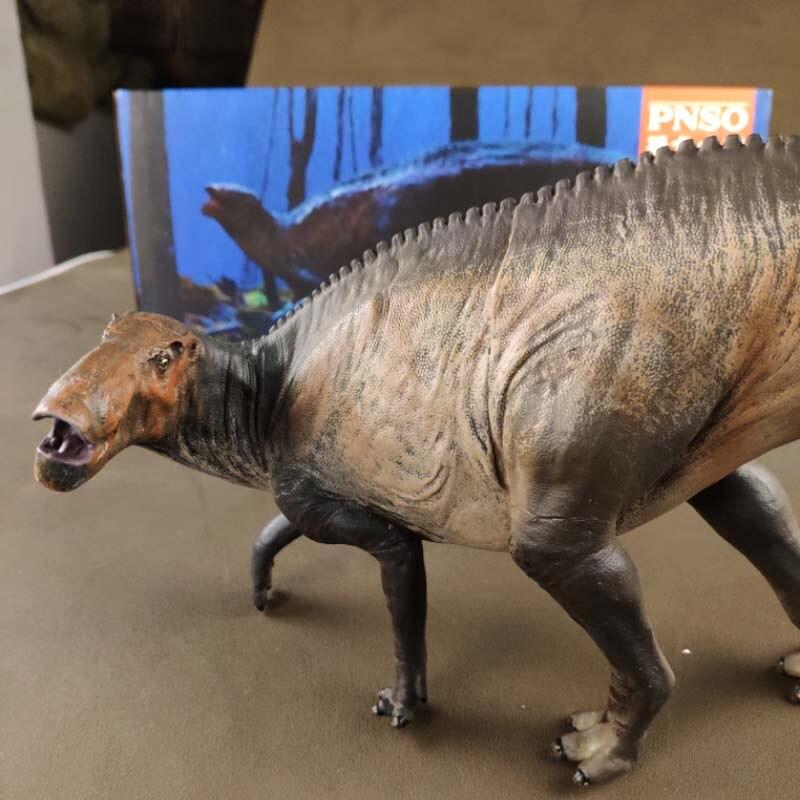 Nuevo 1:20 PNSO Jurásico dinosaurios Shantungosaurus colección modelo 37 cm-in Figuras de juguete y acción from Juguetes y pasatiempos on AliExpress - 11.11_Double 11_Singles' Day 1