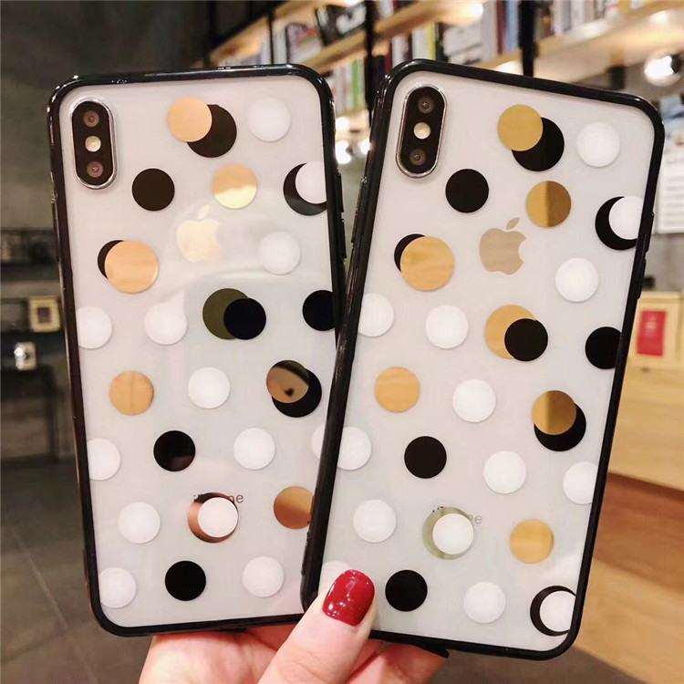 coque iphone 7 dots