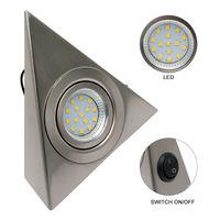 led warm Fashion For Camper Van Caravan Motorhome light Lamp Interior LED  Warm Light Spot Cabinet light 110V (1)