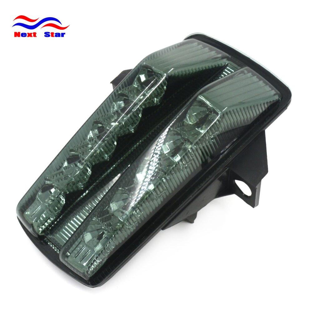 Motorcycle Black Rear Tail Light Assembly Taillight For SUZUKI SV650 2003 2004 2005 2006 2007 2008 SV1000 2003-2007 SV 650 1000
