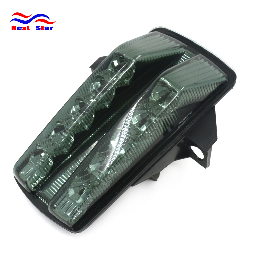 Motorcycle Black Rear Tail Light Assembly Taillight For <font><b>SUZUKI</b></font> SV650 <font><b>2003</b></font> 2004 2005 2006 <font><b>2007</b></font> 2008 <font><b>SV1000</b></font> <font><b>2003</b></font>-<font><b>2007</b></font> SV 650 1000 image