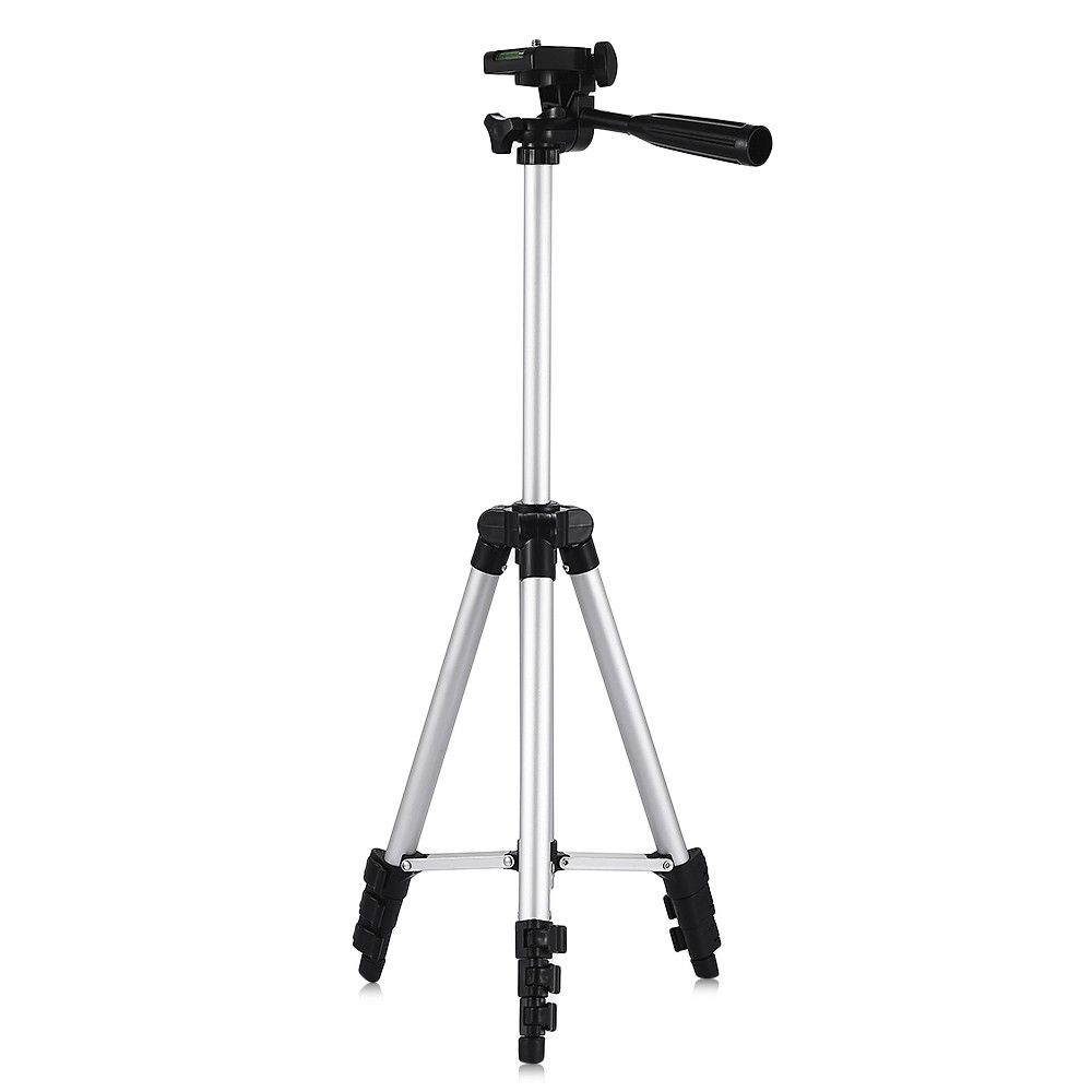 HM3110A Camera Camcorder Flexible Three-way Head Tripod with Bluetooth 4.0 Remote Controller