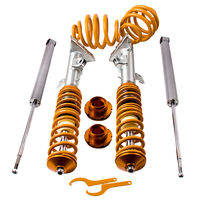 Adjustable Lowering Coilovers Kit for BMW E36 Saloon for Touring Cabrio Coupe Strut Suspension Coilover Spring Kit