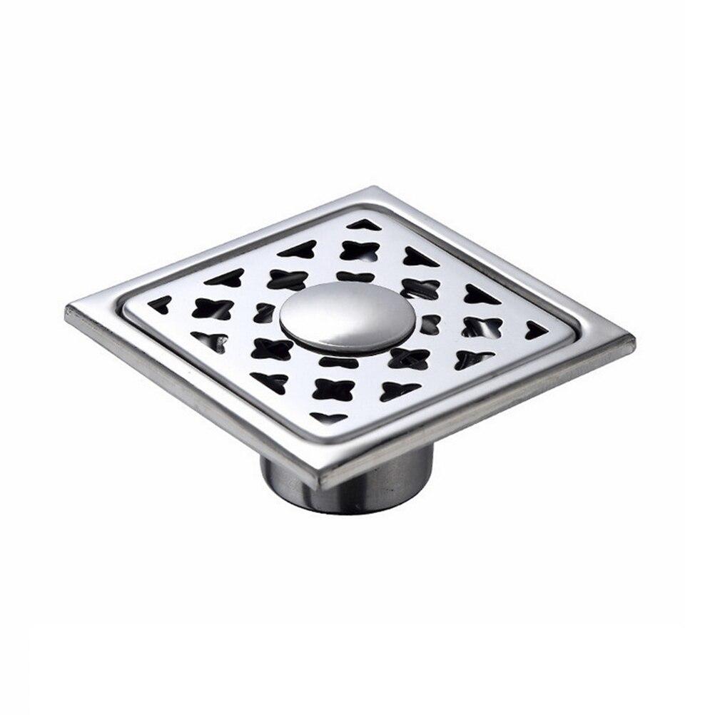 1 Pc Bodenablauf Kreative Platz Dual Verwenden Platz Boden Sieb Deodorant Boden Abtropffläche Waschmaschine Boden Ablauf Für Wc Produkte HeißEr Verkauf