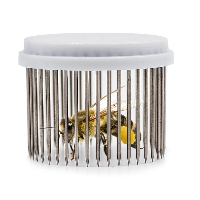 Stainless Steal Queen Cage Clip Bee Catcher Beekeeper Beekeeping Tool Equipment