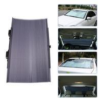 Retractbale Car Rear Window Sun Visor UV Protection Curtain Sunshade Sun Protect Auto Car Accessories Dropshipping