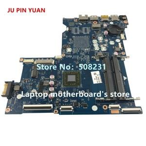 Image 4 - JU PIN YUAN 854968 501 mainboard 854968 601 for HP NOTEBOOK 15 BA 15Z BA 15 ba laptop motherboard  BDL51 LA D711P E2 7110