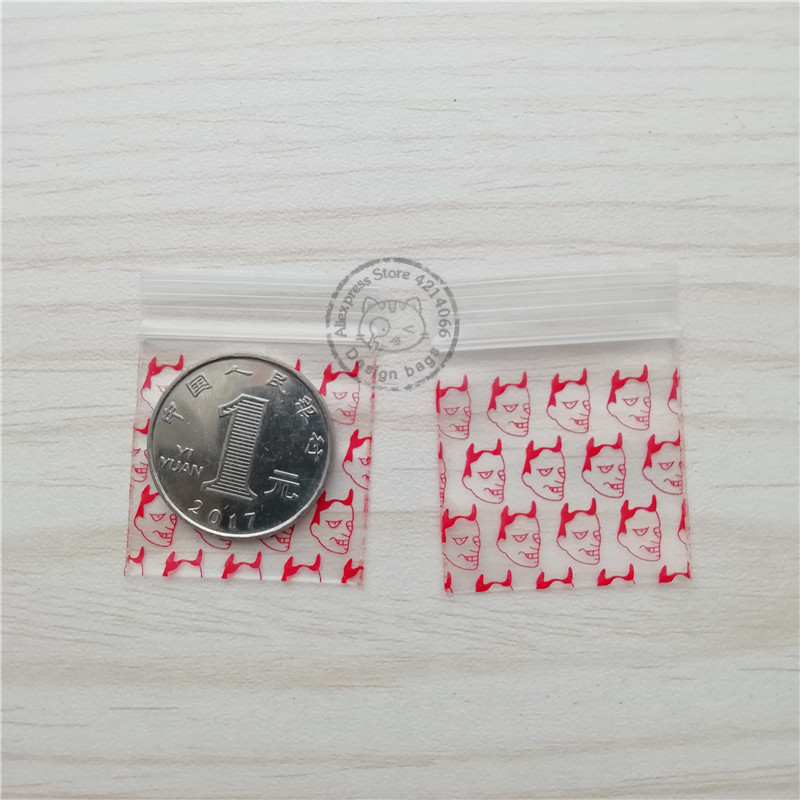 Ziplock Plastic Bags 1.5x1.5 Blue /& Red Superman 1515 Ziploc Poly Bag