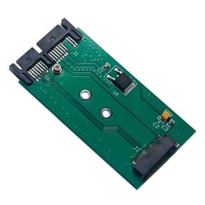 HOT-B ключ M.2 Ngff Ssd до 1,8 Micro- Sata адаптер карта 7 + 9 16 Pin
