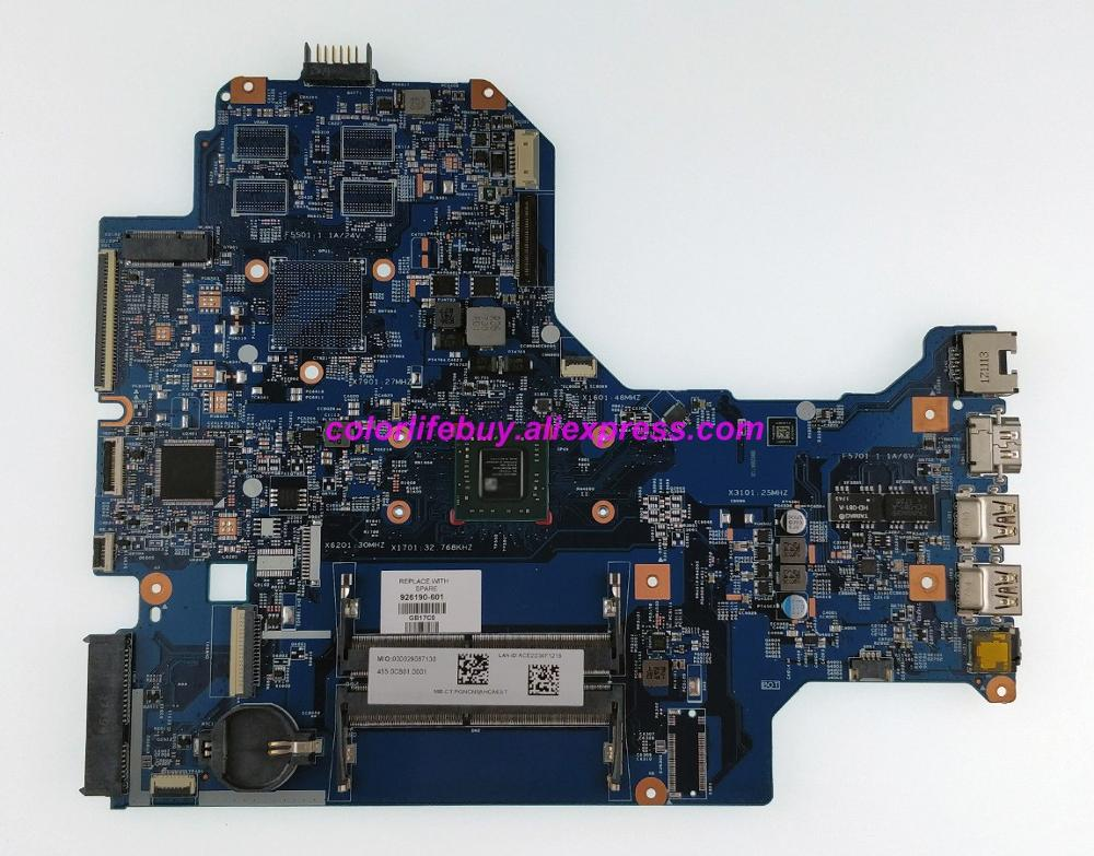Genuine 926190-601 926190-001 16892-1 448.0CB03.0011 A9-9420 Laptop Motherboard for HP 17-AK 17Z-AK000 Series NoteBook PC
