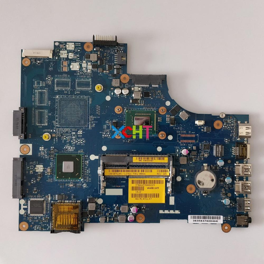 CN 0760R1 0760R1 760R1 W I5 3337U CPU LA 9101P For Dell Inspiron 3521 5521 Notebook PC Laptop Motherboard Mainboard Tested